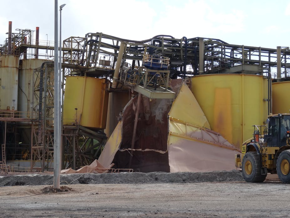 Ranger's toxic spill highlights the perils of self-regulation