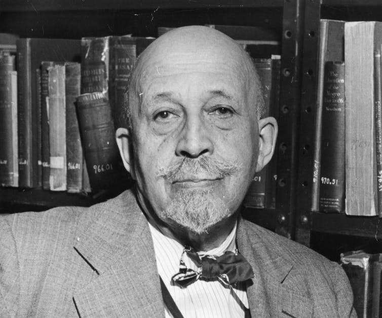 Portrait of W.E.B. DuBois