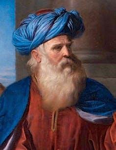 Le patriarche Abraham