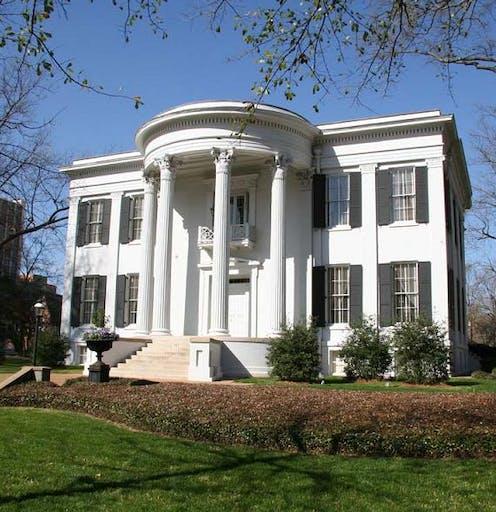 Mississippi's governor's mansion
