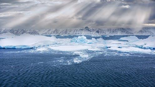 Panorama Lautan Selatan