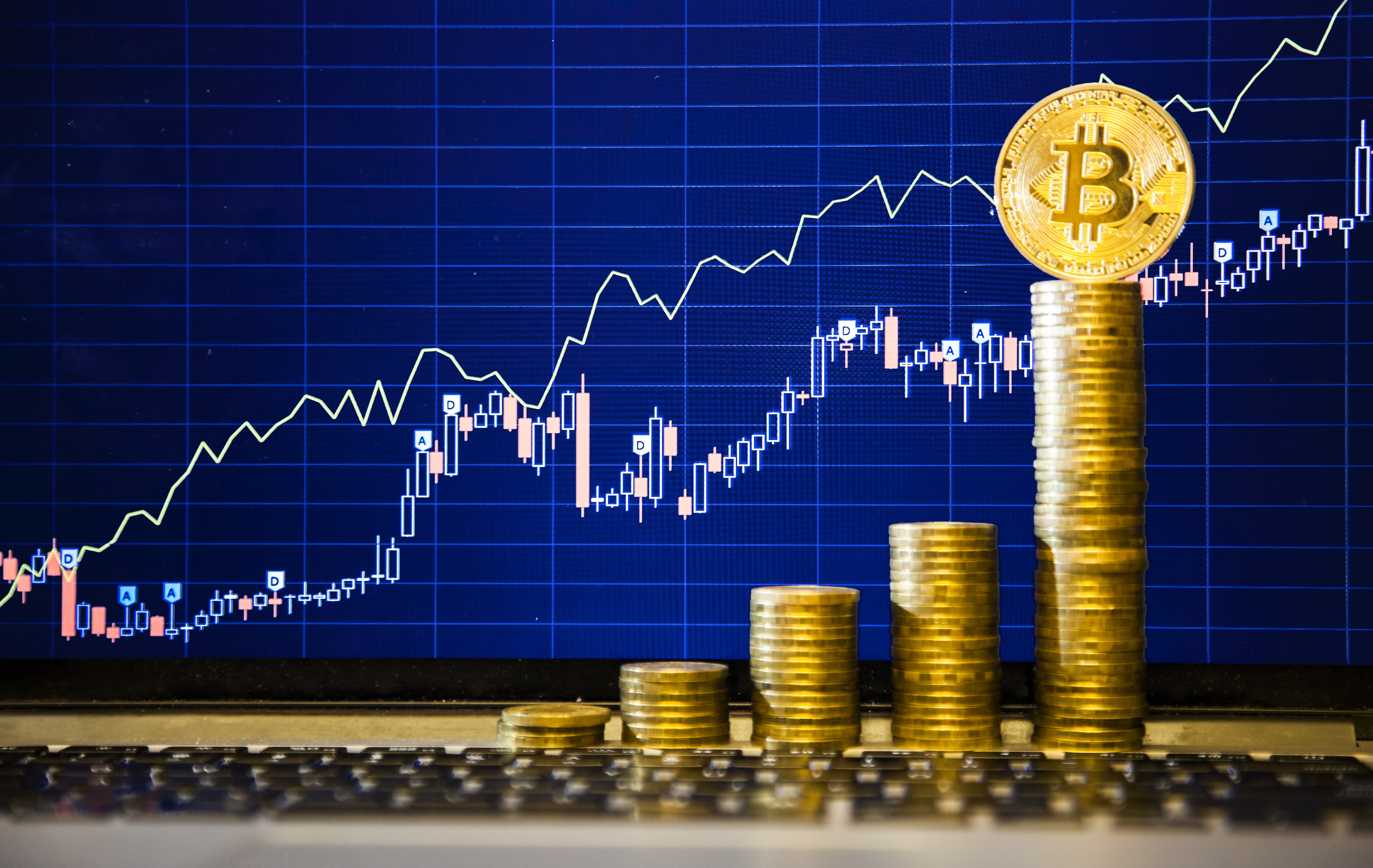 Why is Bitcoin's price at an all-time high? And how is its value determined?