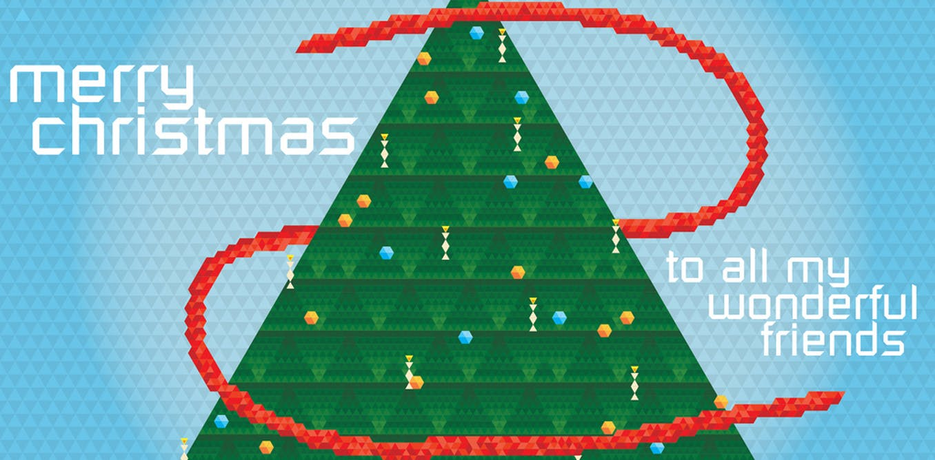 The 12 days of Pascal\'s triangular Christmas
