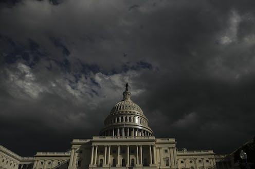 Le Capitole, à Washington, DC.