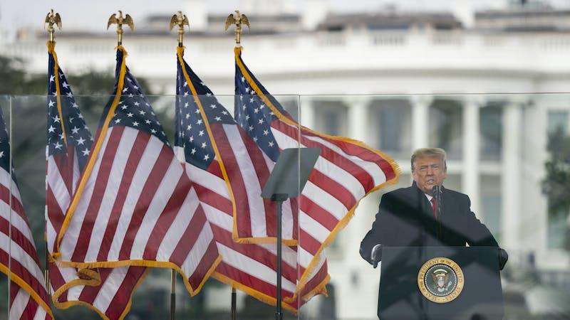 El peligroso narcisismo de Trump puede haber cambiado el liderazgo para siempre