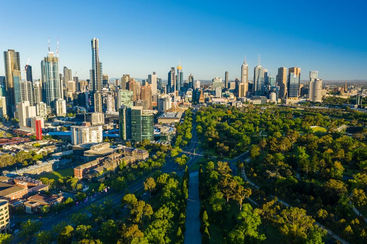 Cities could get more than 4°C hotter by 2100. To keep cool in Australia, we urgently need a national planning policy