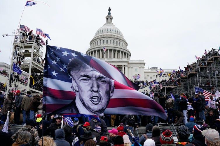 El asedio al Capitolio: ¿los rescoldos del trumpismo?