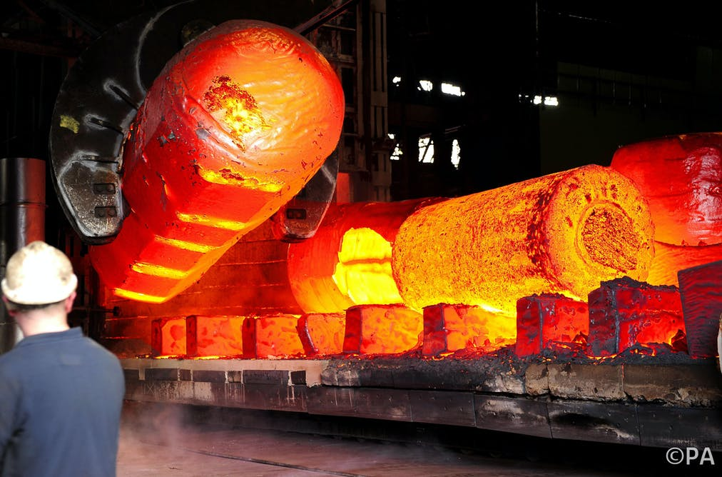 steel industry oligopoly Under the oligopoly market, a firm either produces: homogeneous product: the firms producing the homogeneous products are called as pure or perfect oligopoly it is found in the producers of industrial products such as aluminum, copper, steel, zinc, iron, etc.
