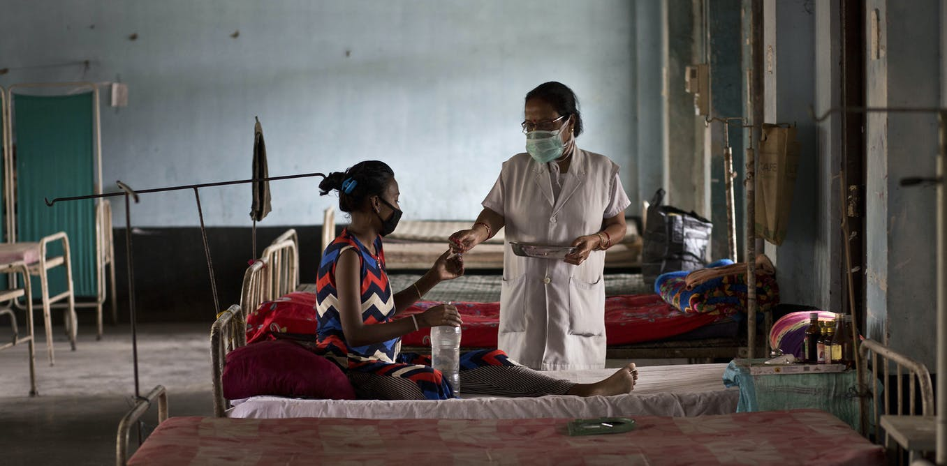 Tuberculosis kills as many people each year as COVID-19. It's time we found a better vaccine