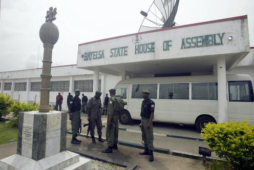 Nigeria's State Houses of Assembly need a greater online presence