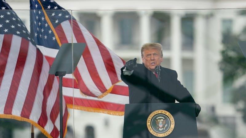 ¿A quién arrastraría Trump a la tumba en su muerte política?
