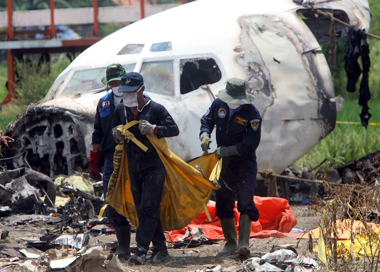 Indonesia's aviation safety has improved, but a lot remains to be done