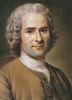 Portrait de Jean?Jacques Rousseau