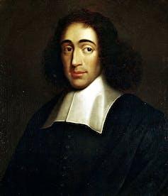 Portrait de Brauch Spinoza (1665