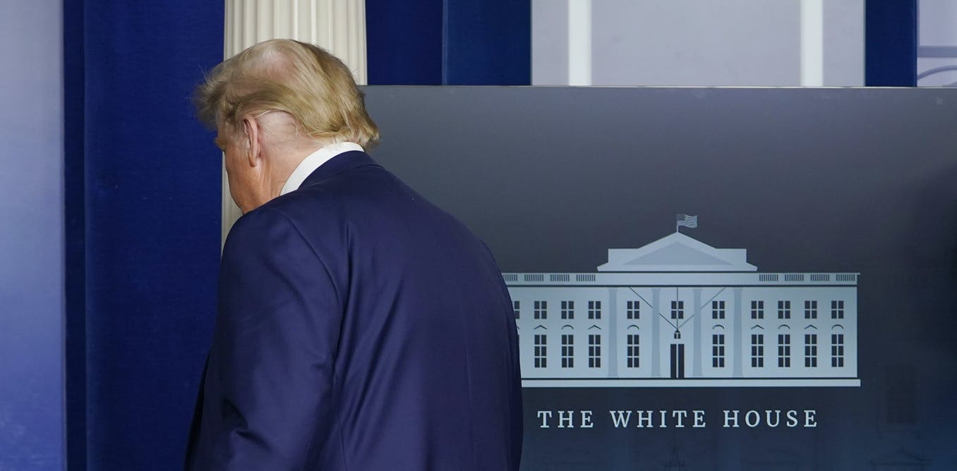 A second impeachment is just the start of Trump's legal woes – The Conversation AU
