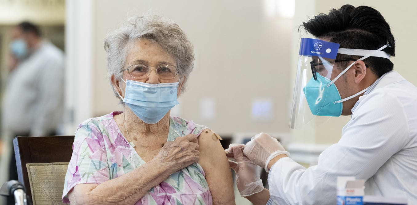 The simple reason West Virginia leads the nation in vaccinating nursing home residents