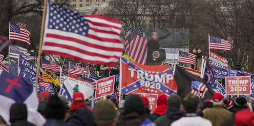 Nonprofits helped organize the pro-Trump rally before the Capitol siege – but they probably won't suffer any consequences