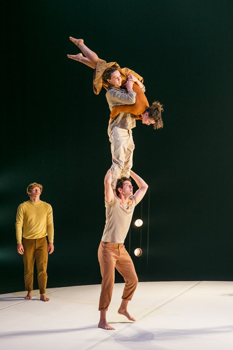 Sydney Festival review: Circa's Humans 2.0 is a visceral delight