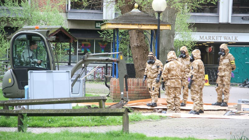 ¿Qué es novichok, ese arma letal empleada contra disidentes rusos como Navalni?