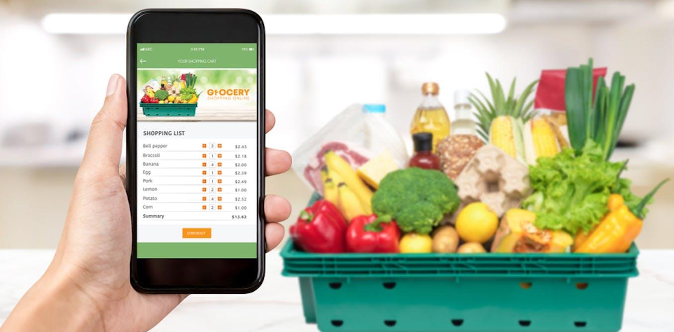 Grande distribution alimentaire : comment valoriser l'achat de produits frais traditionnels en ligne ?