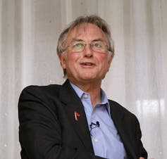 Picture of Richard Dawkins.