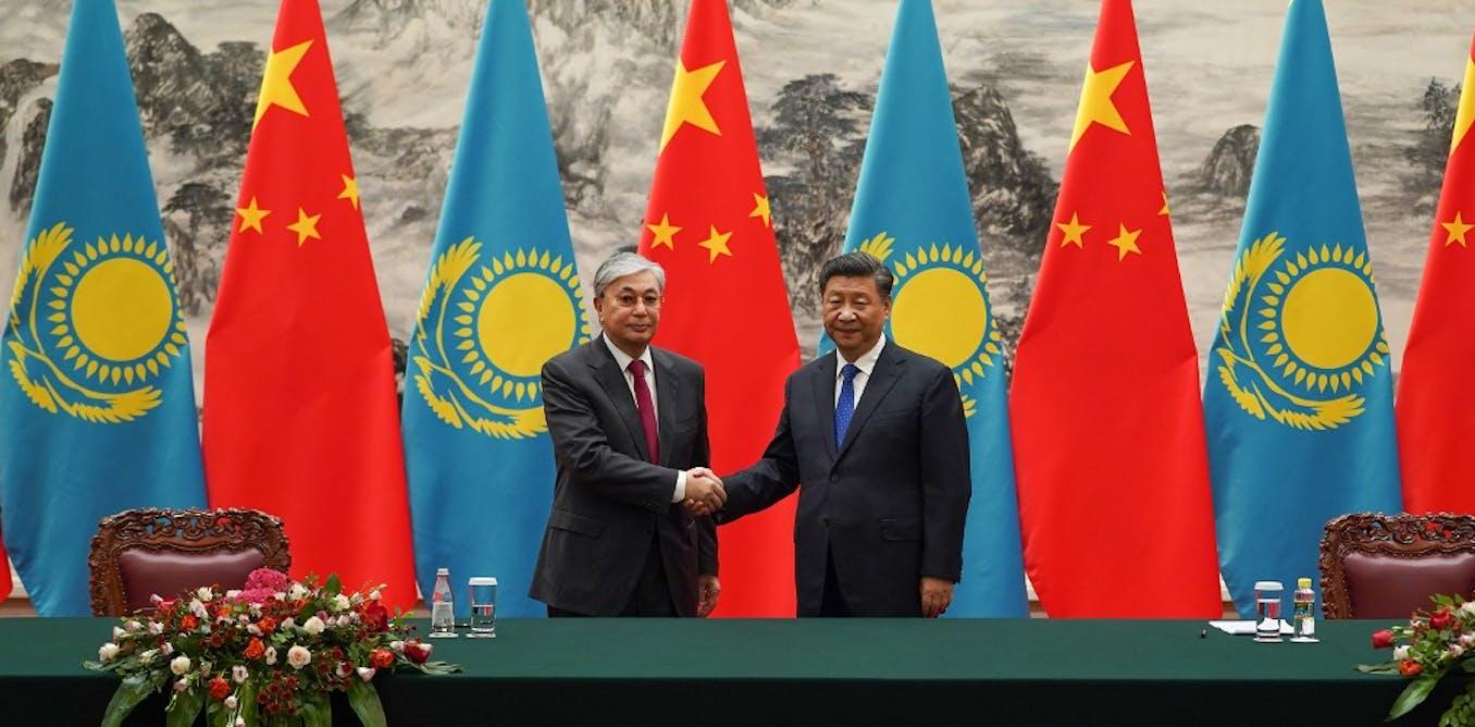 Chine-Kazakhstan : vers un glacis eurasien ?