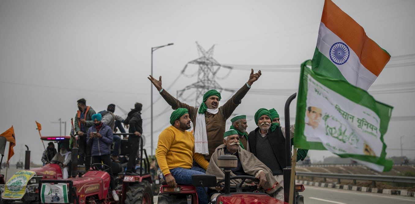 India's farmers are right to protest against agricultural reforms