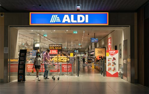 two decades that changed supermarket shopping in Australia