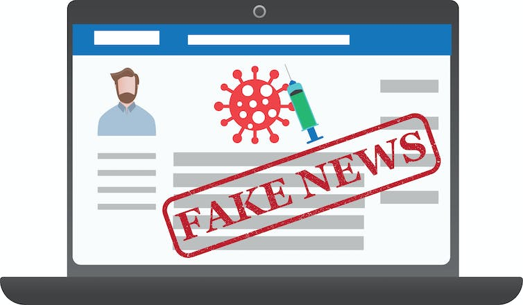 Laws making social media firms expose major COVID myths could help Australia's vaccine rollout