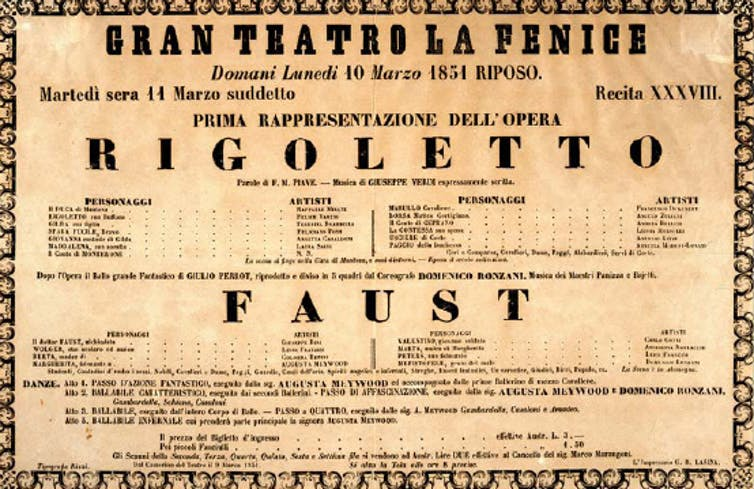 Cortejo fúnebre de Giuseppe Verdi. Wikimedia Commons