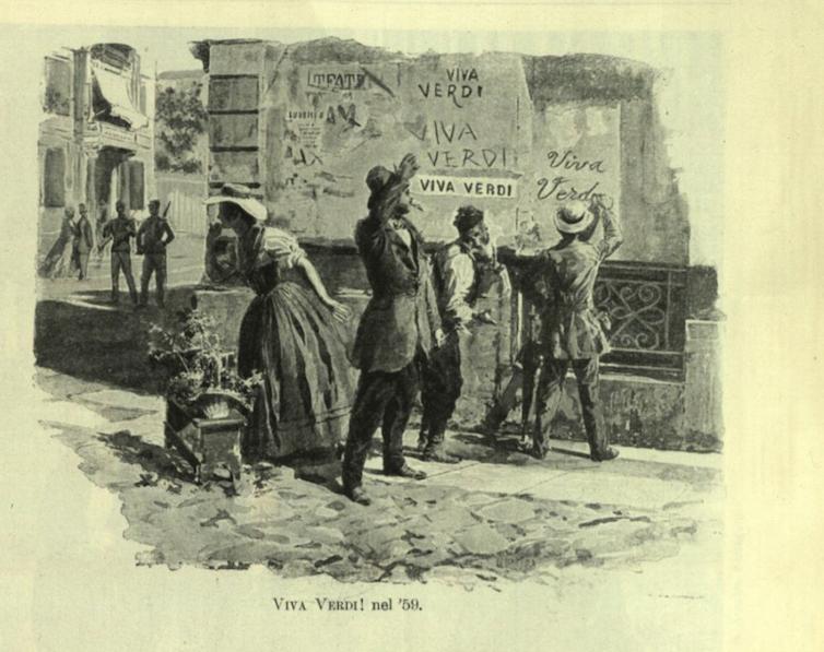 Ilustración publicada en L'Illustrazione italiana (Año XXVIII, nº 5, del 3 de febrero de 1901. Biblioteca di Storia Moderna e Contemporanea de Italia