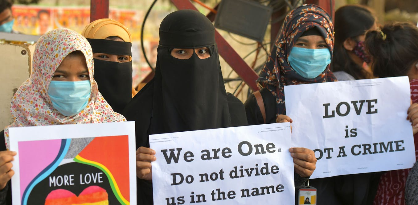 The problem with India's 'love jihad' laws