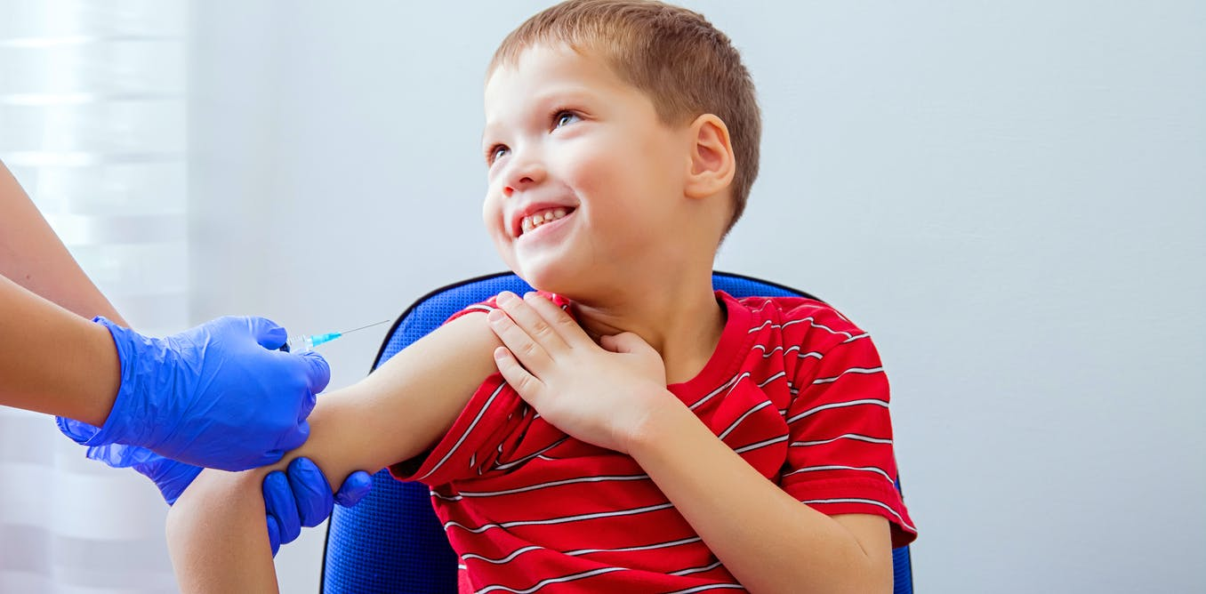 Needles are nothing to fear: 5 steps to make vaccinations easier on your kids
