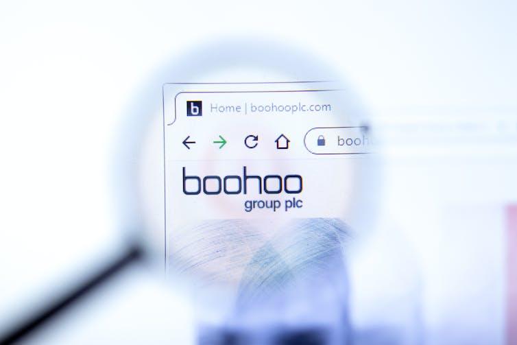 The Boohoo brand