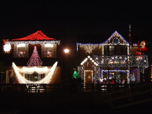 How Much Electricity Do Christmas Lights Use.What Can We Learn From Looking At Electricity Use On