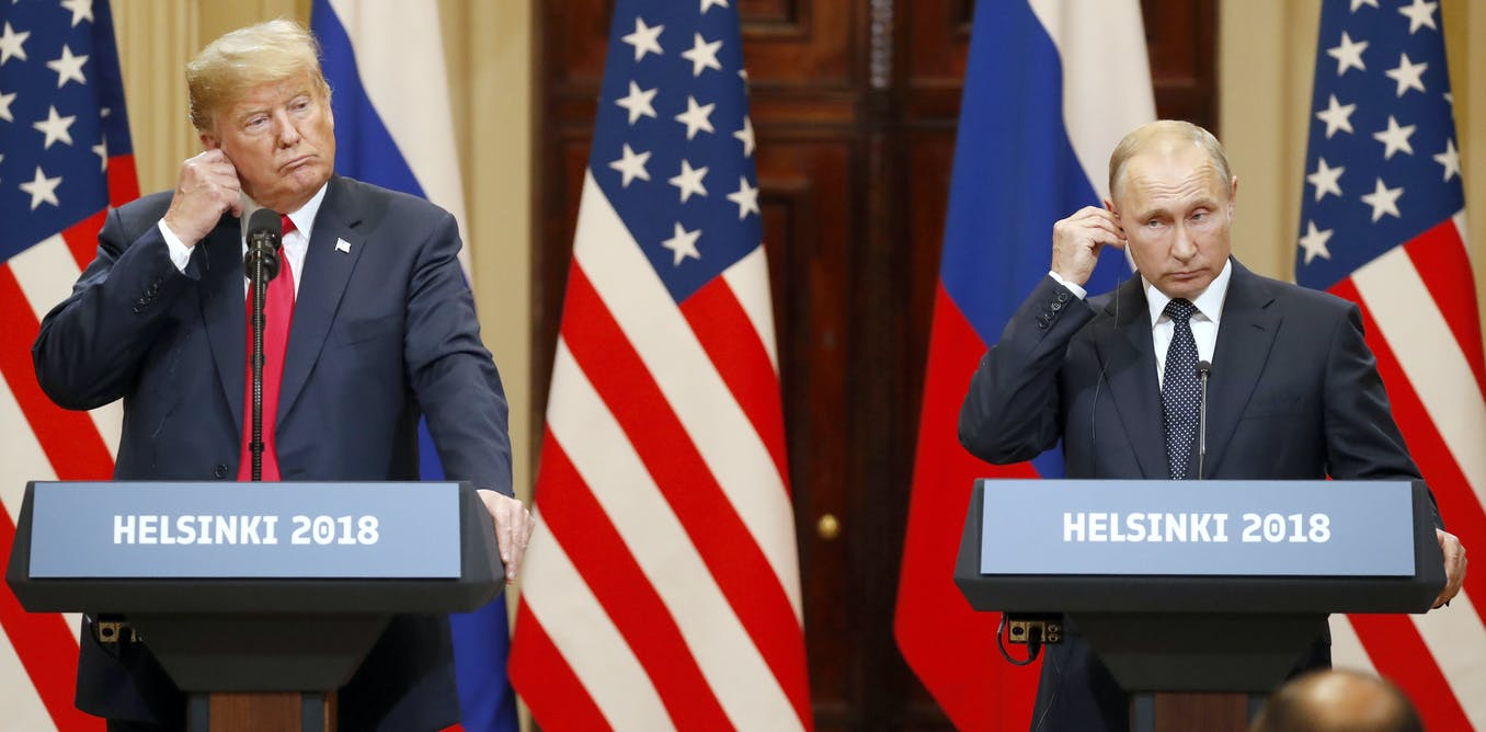 Donald Trump spying allegations: more likely useful idiot than Putin's agent