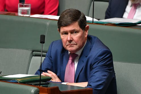 Kevin Andrews MP
