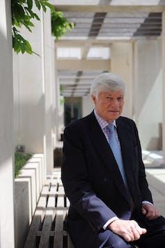 Geoffrey Robertson QC.