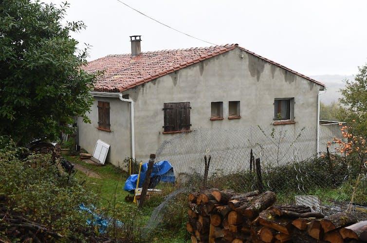La maison d'Olivier Corel mentor de nombreux djihadistes