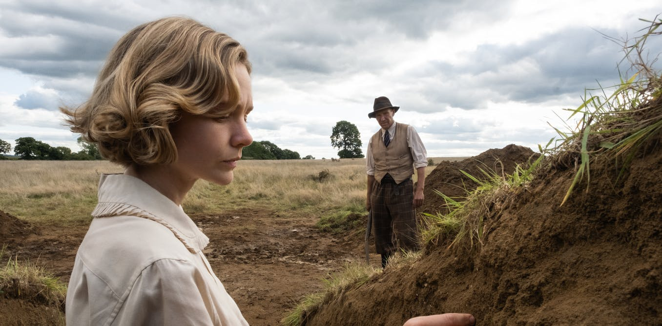 The Dig on Netflix: a refreshingly accurate portrayal ? according to an archaeologist
