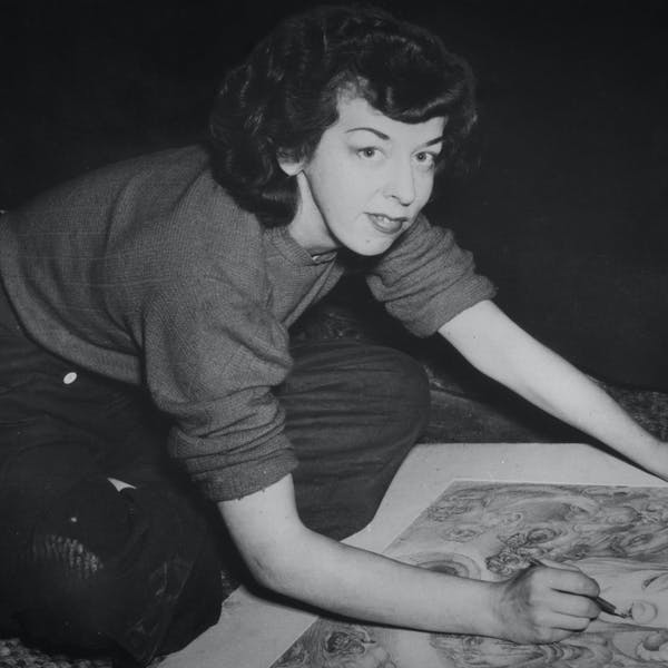 Friday essay: why Rosaleen Norton, 'the witch of Kings Cross', was a groundbreaking bohemian