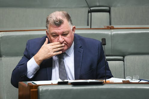 Craig Kelly MP