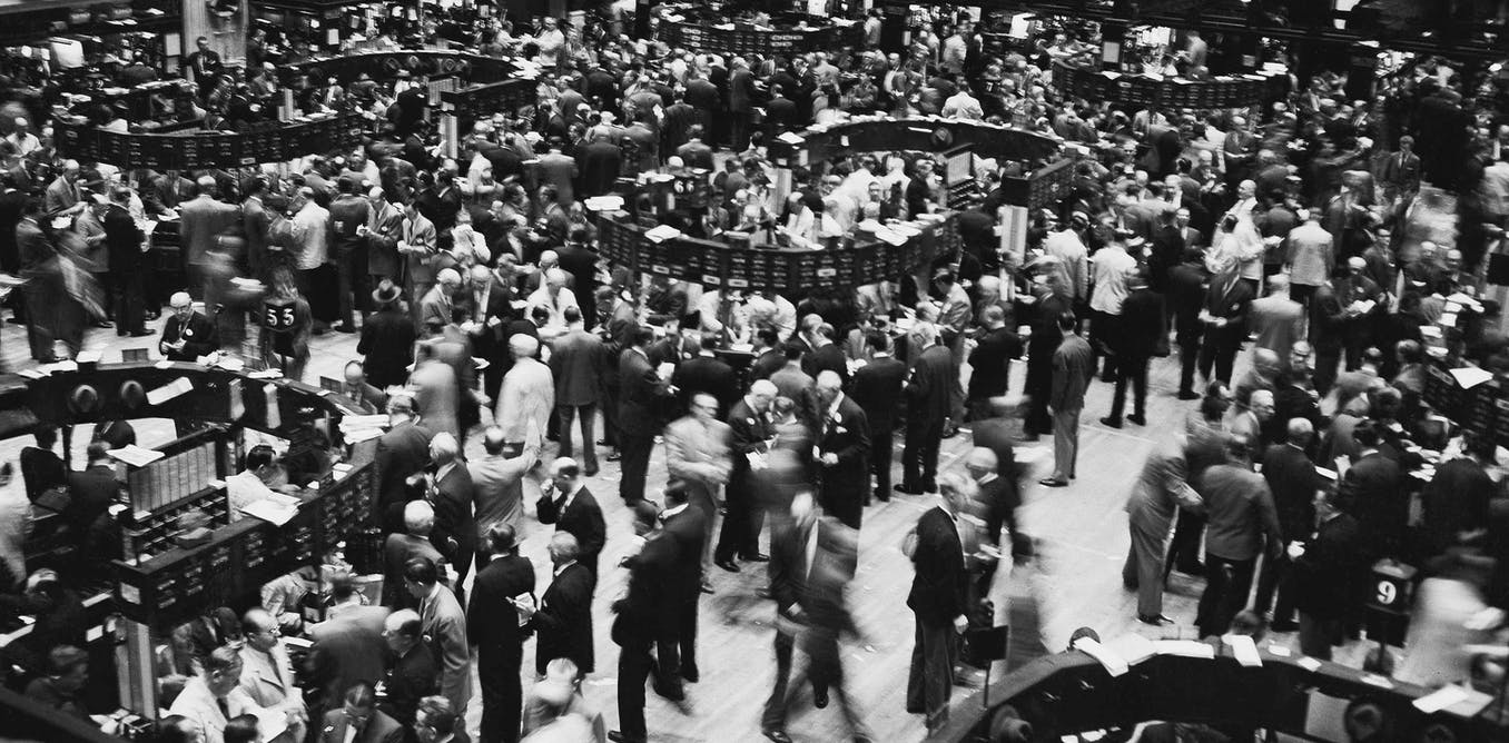 Wall Street isn't just a casino where traders can bet on GameStop and other stocks – it's essential to keeping capitalism from crashing