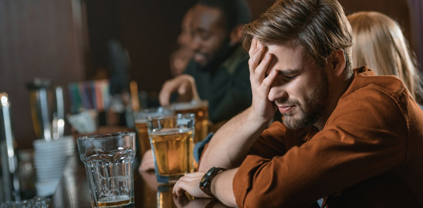 Can't remember last night? 48% of drinkers have had a blackout by age 19 – The Conversation AU