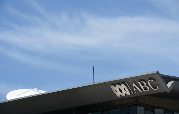 ABC's Brisbane headquarters.