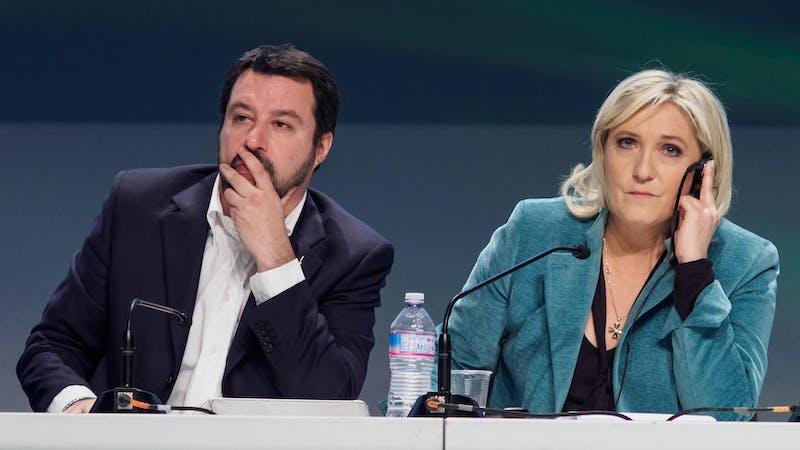 ¿Un nuevo fascismo en Europa?
