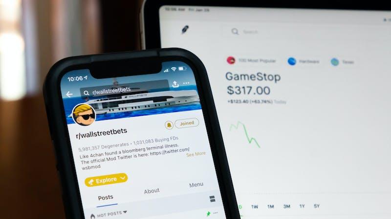 Reddit: ¿cualquiera puede apostar contra el mercado y ganar?