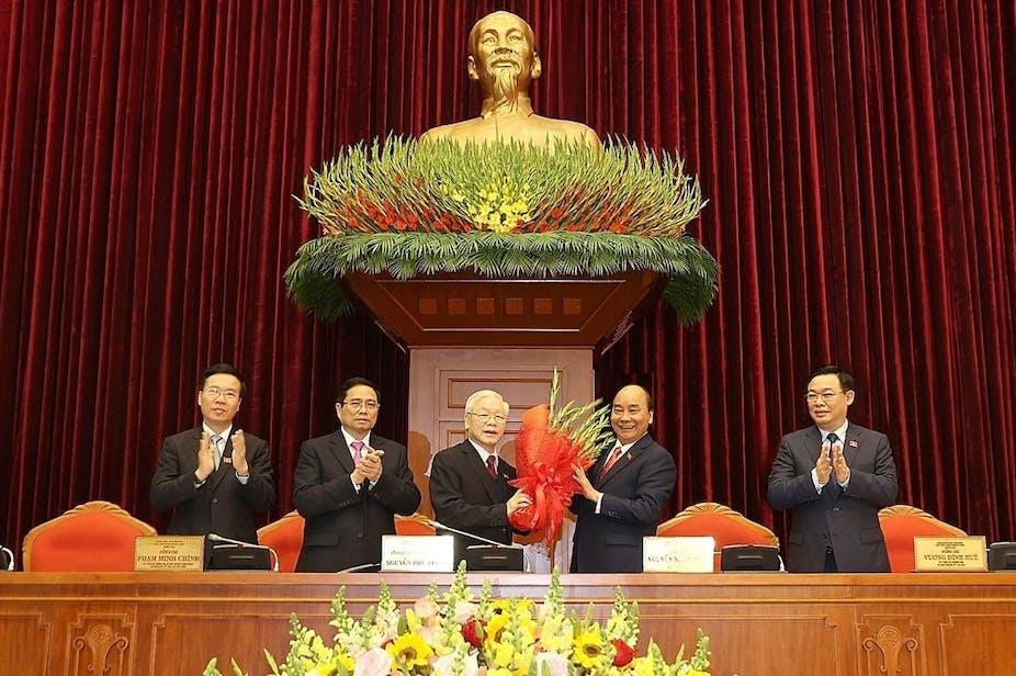 13e Congrès du PCVN