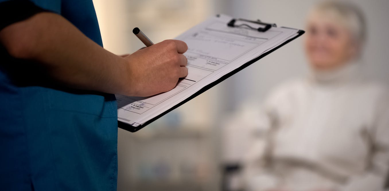 People with disabilities put at risk by COVID-19 triage and vaccine priorities – The Conversation CA