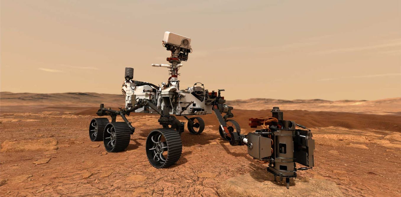 Touchdown Mars: What's Next For NASA's Perseverance Rover?
